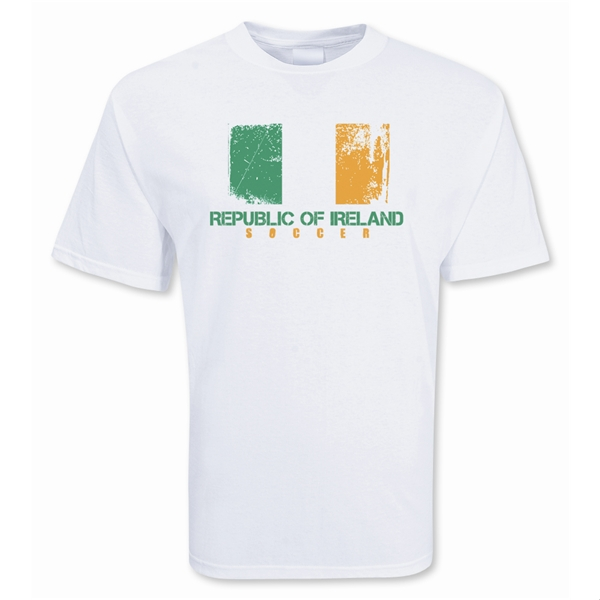 Republic Of Ireland Soccer Tshirt