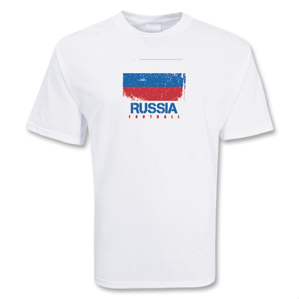 Image of Russia Football T-shirt - S