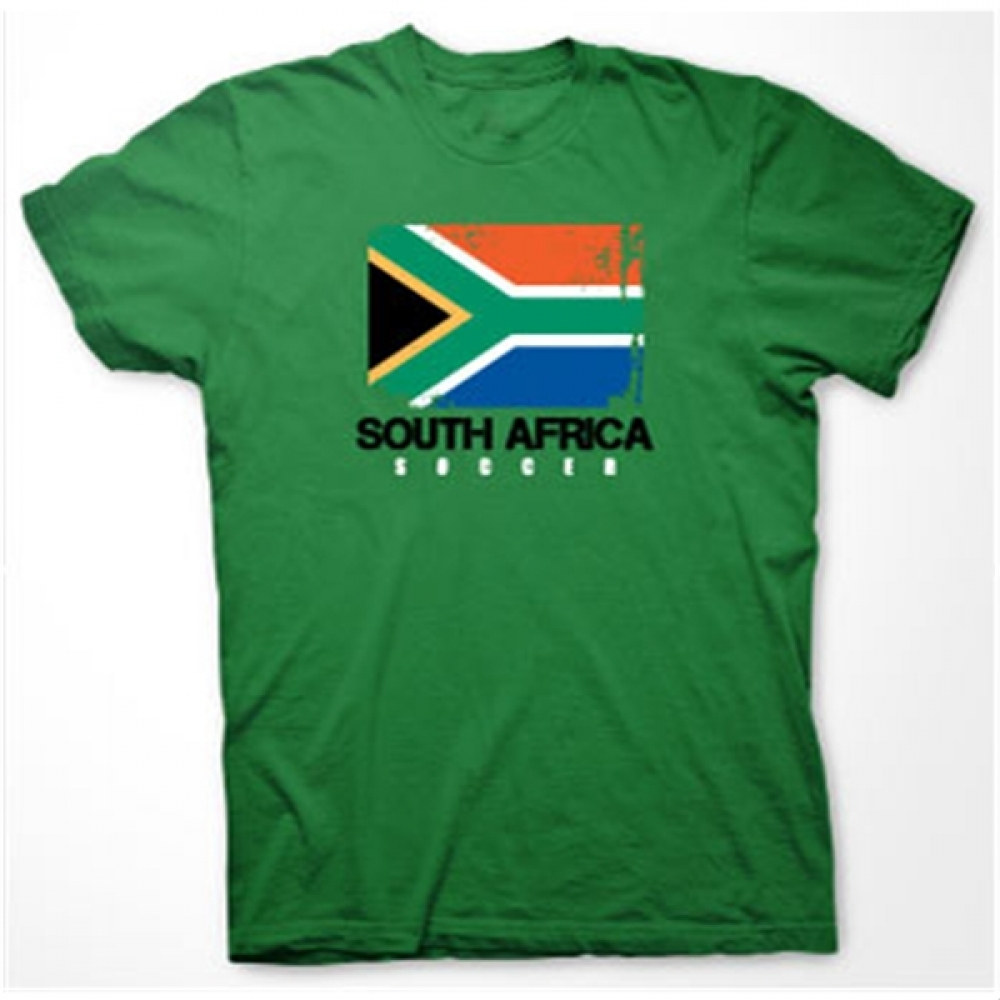 South Africa Shirts are a great choice to enjoy a good fit with casual style. Choose the style, color, and clothing size from all the listed items to get exactly what you want. South Africa Shirts come in an assortment of colors including black. Take a look at a diversity of styles that include graphic tee.