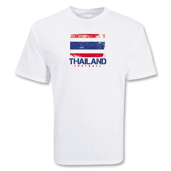 Thailand Football Tshirt