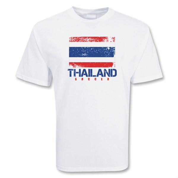 Thailand Soccer Tshirt