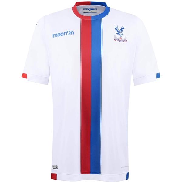 2015-2016 Crystal Palace Away Football Shirt