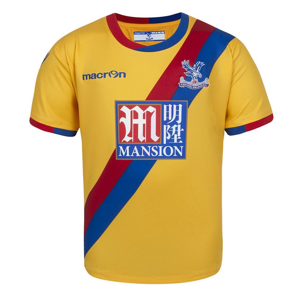 2016-2017 Crystal Palace Macron Away Football Shirt