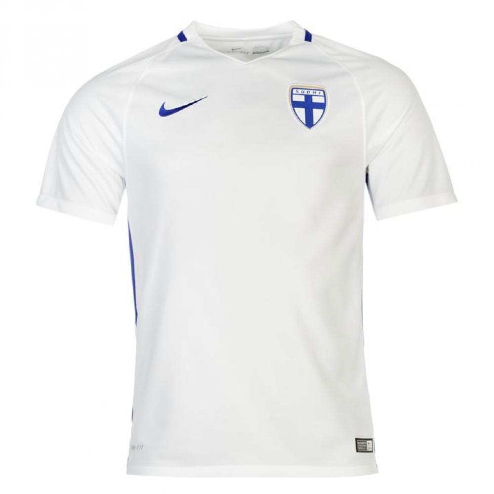 20162017 Finland Home Nike Football Shirt (Kids)