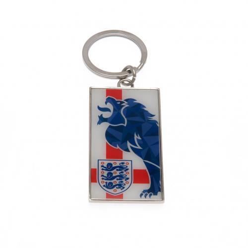 England F.A. Keyring SG