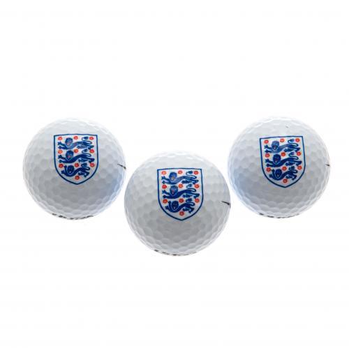England F.A. Golf Balls