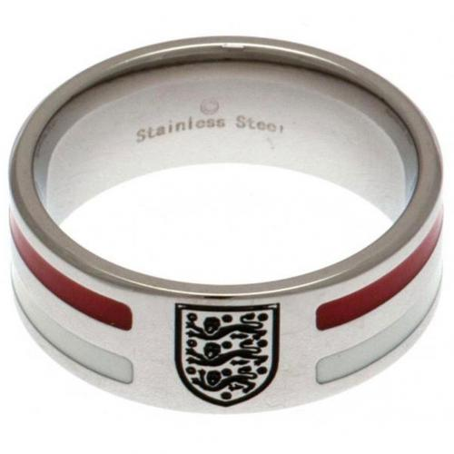 England F.A. Colour Stripe Ring Medium