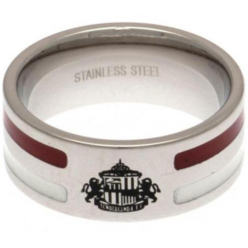 Sunderland A.F.C. Colour Stripe Ring Large