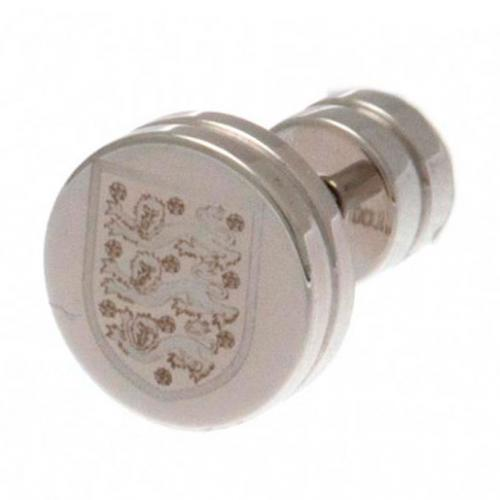 England F.A. Stainless Steel Stud Earring