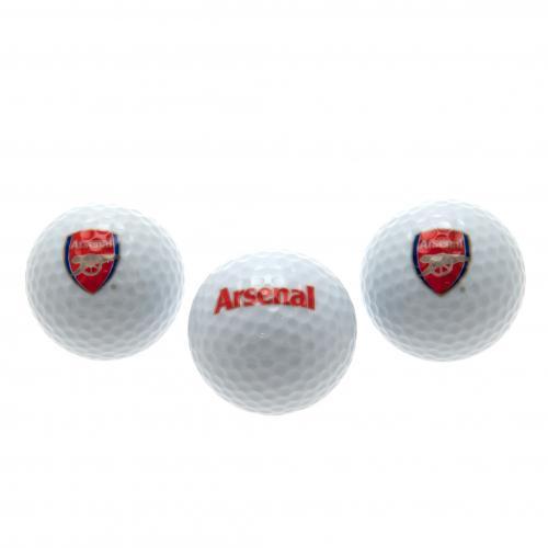 Arsenal F.C. Golf Balls
