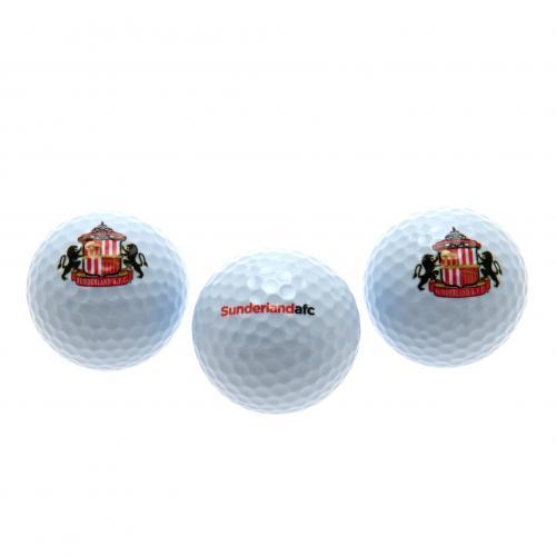 Sunderland A.F.C. Golf Balls