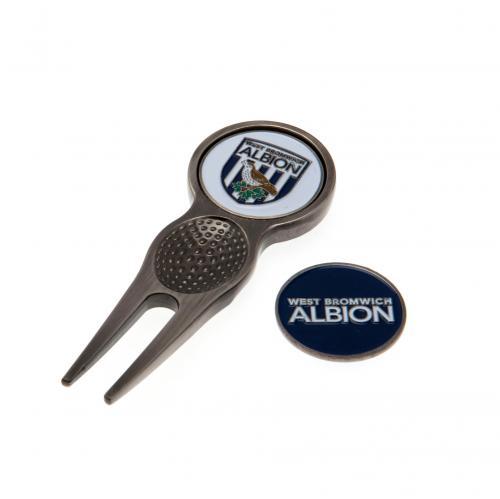 West Bromwich Albion F.C. Divot Tool