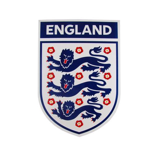 England F.A. Car Magnet Med