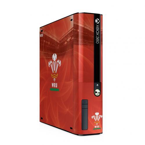 Wales R.U. Xbox 360 E GO Console Skin