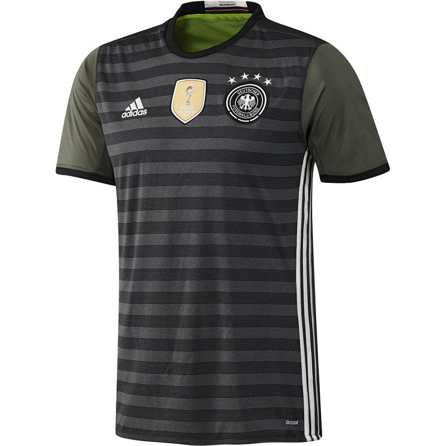 2016-2017 Germany Away Adidas Football Shirt