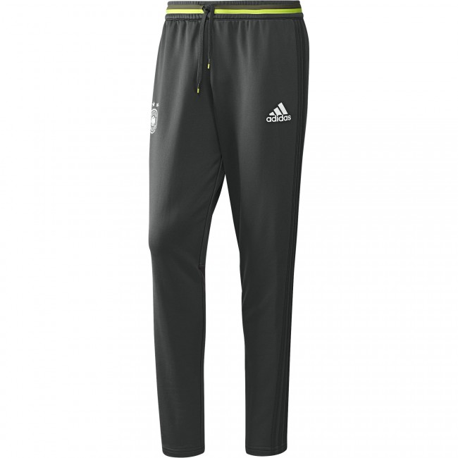 2016-2017 Germany Adidas Training Pants (Grey)