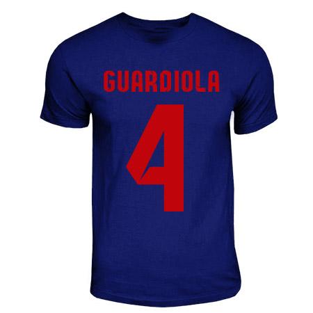 Guardiola Barcelona Jersey Pep Guardiola Barcelona Hero