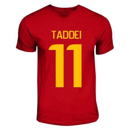 Taddei Roma Hero T-shirt (red)