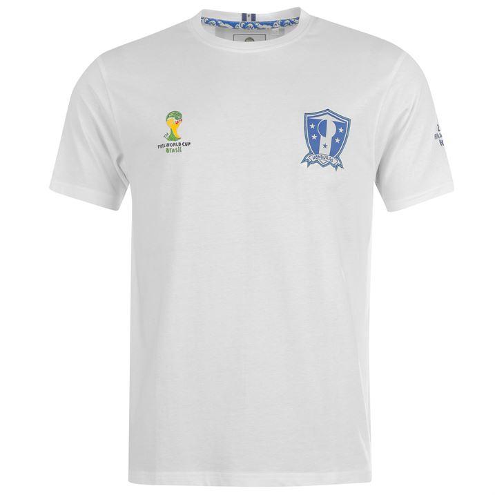Honduras 2014 FIFA Core Tee (White)