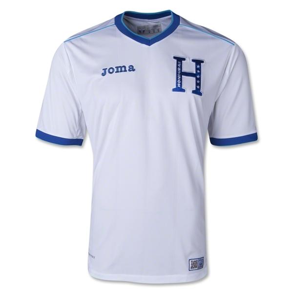 2014-15 Honduras Home World Cup Football Shirt (Kids)