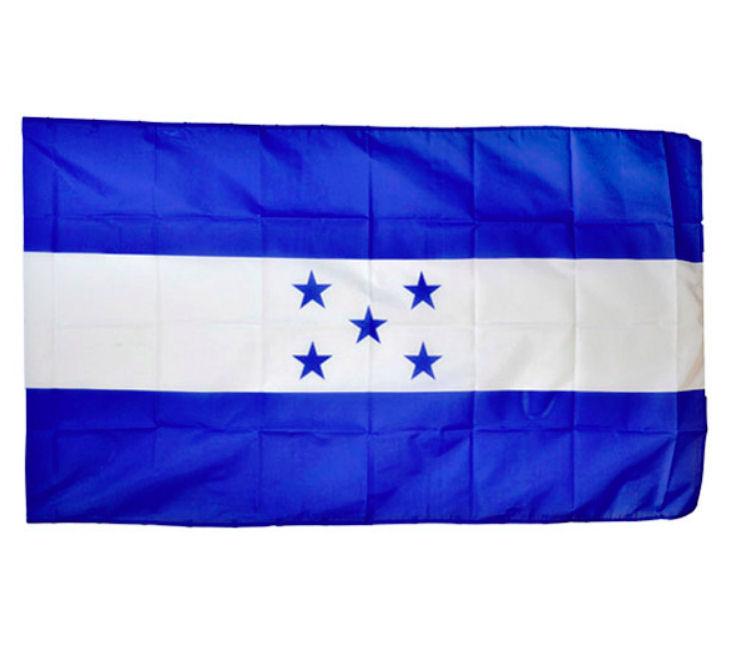 Honduras World Cup Flag