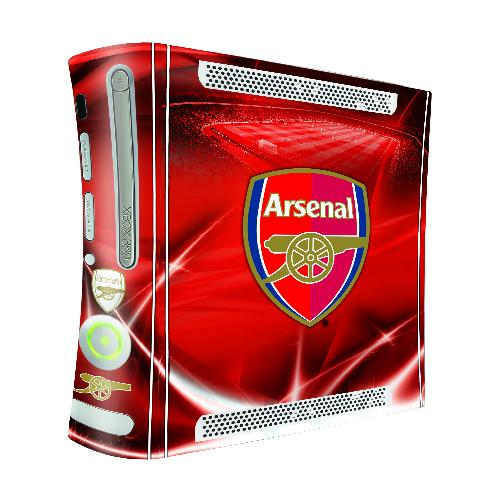 Official Arsenal XBOX 360 Skin