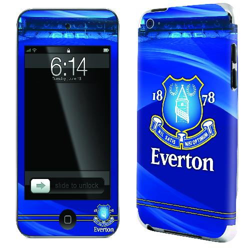 Official Everton iPod Touch 4th Gen Skin