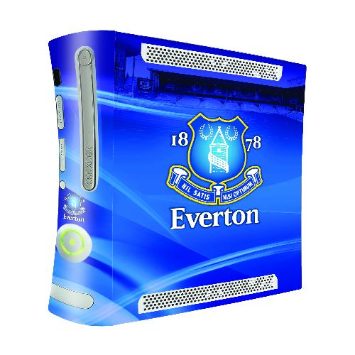 Official Everton XBOX 360 Skin