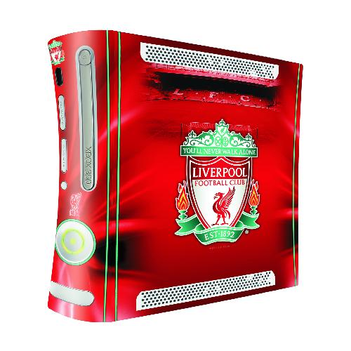 Official Liverpool XBOX 360 Skin