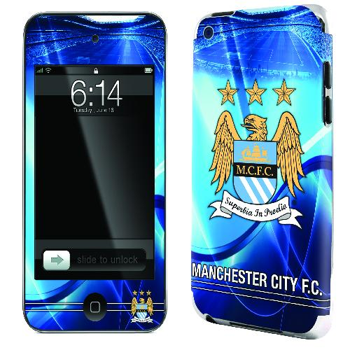 Official Man City iPod Touch 4th Gen Skin