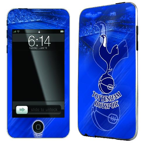 Official Tottenham iPod Touch 2 and 3 Skin