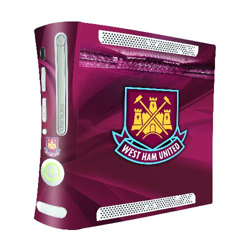 Official West Ham XBOX 360 Controller Skin