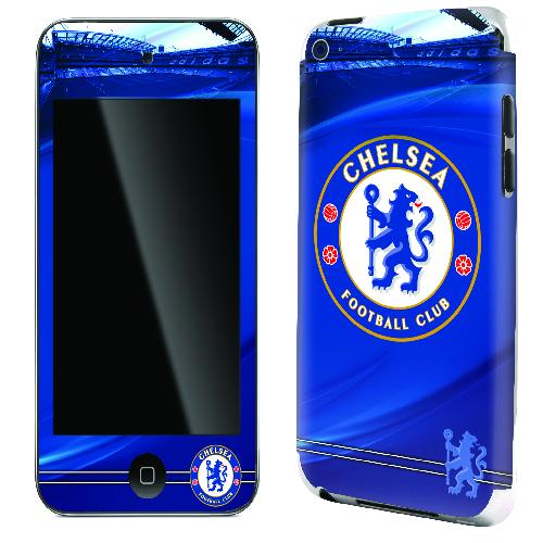 Official Chelsea iPod Touch 4 Skin