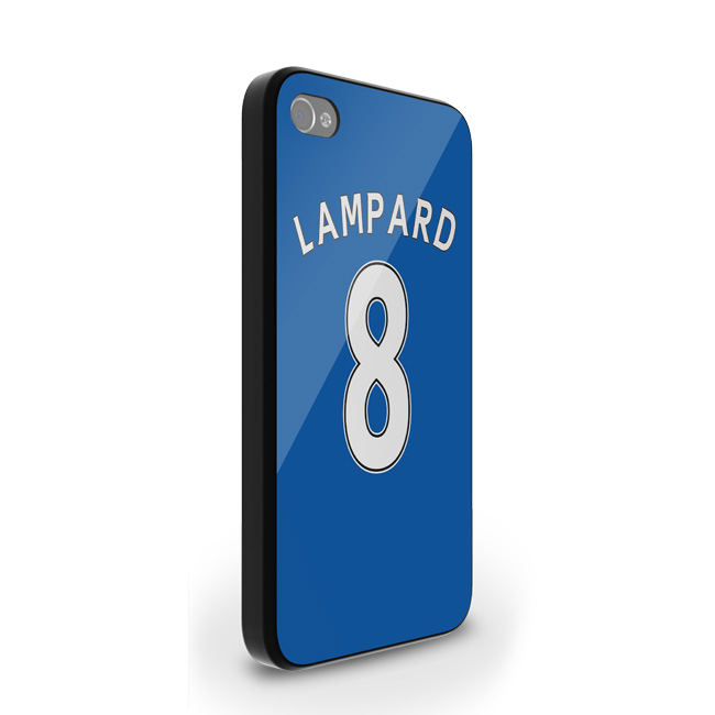 Frank Lampard Chelsea Iphone 4 Cover (blue)