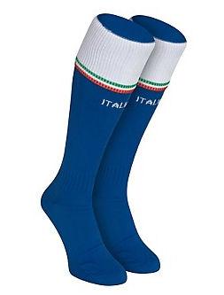 2012-13 Italy Euro 2012 Home Football Socks