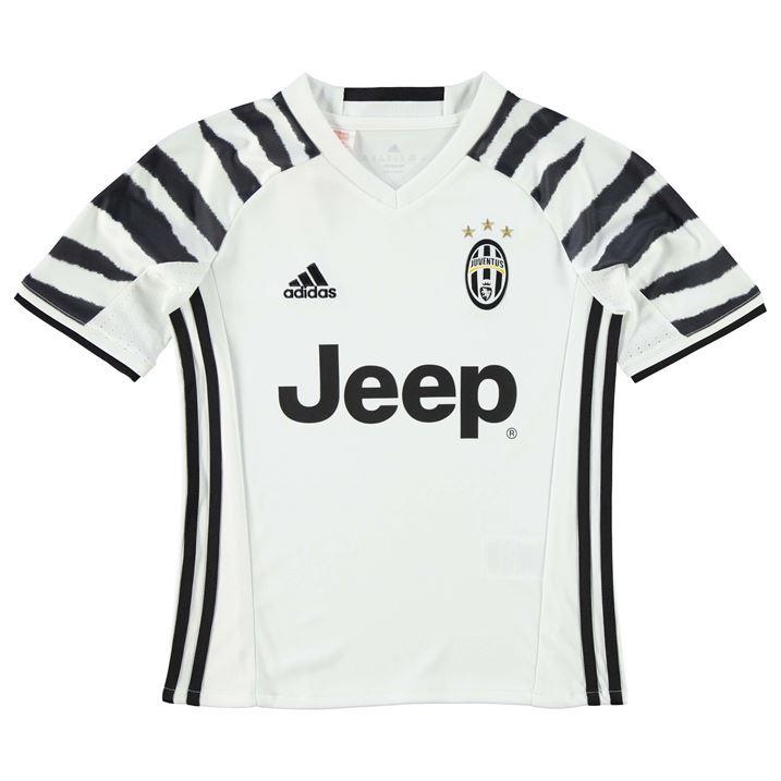 2016-2017 Juventus Adidas Third Shirt (Kids)