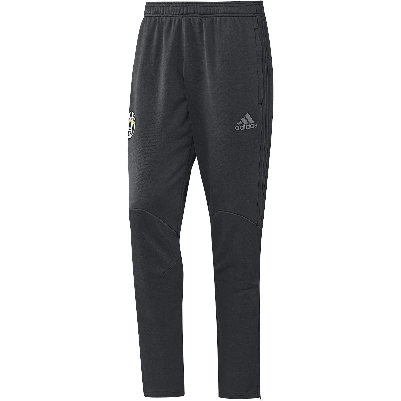 20162017 Juventus Adidas Presentation Pants (Dark Grey)