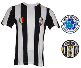 Juventus 70's Retro Shirt