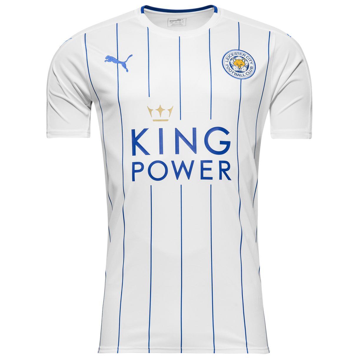 20162017 Leicester City Puma Third Football Shirt (Kids)