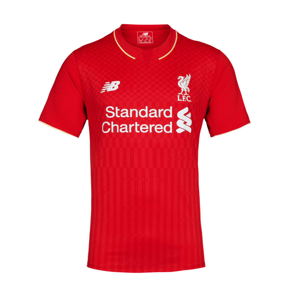2015 2016 Liverpool Home Football Shirt Kids Achat Et
