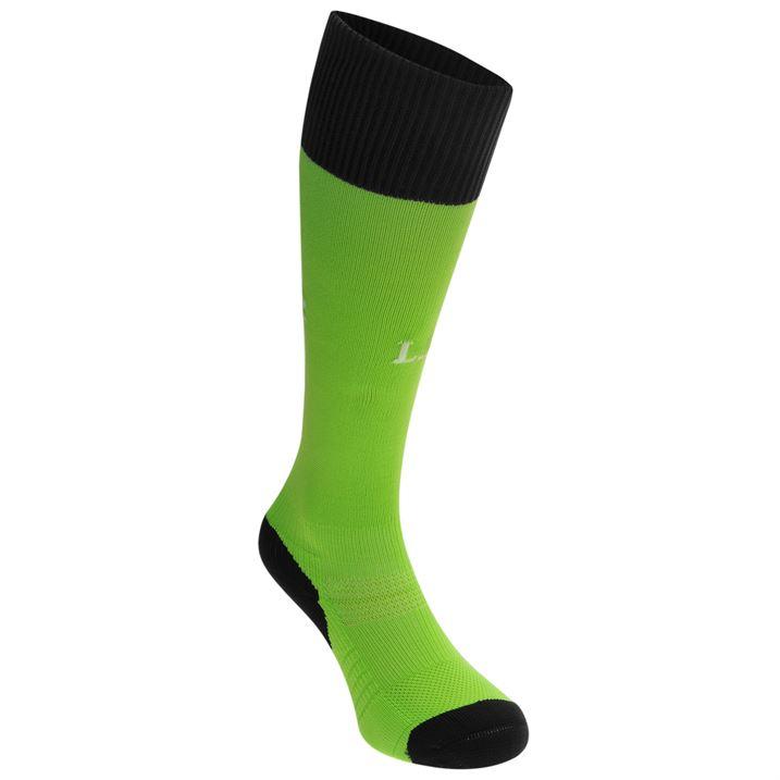 2016-2017 Liverpool Home Goalkeeper Socks (Locust Green)