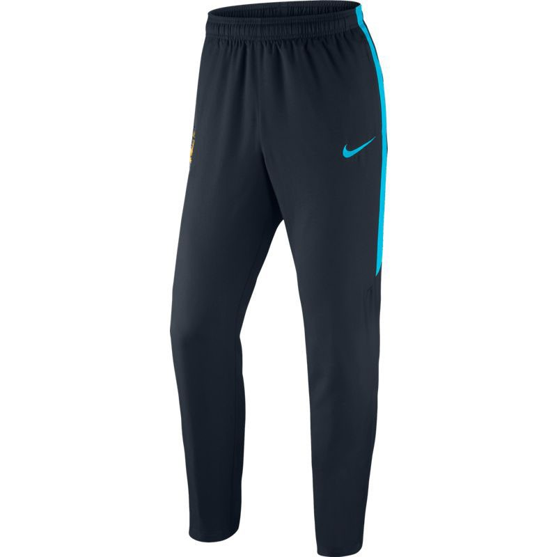 2015-2016 Man City Nike Woven Pants (Navy)