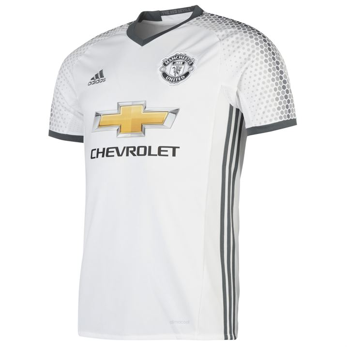 20162017 Man Utd Adidas Third Football Shirt