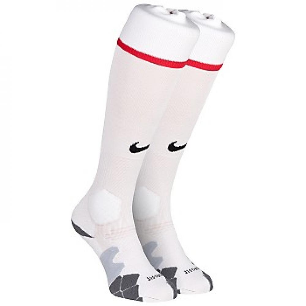 2012-13 Man Utd Away Nike Socks (White)