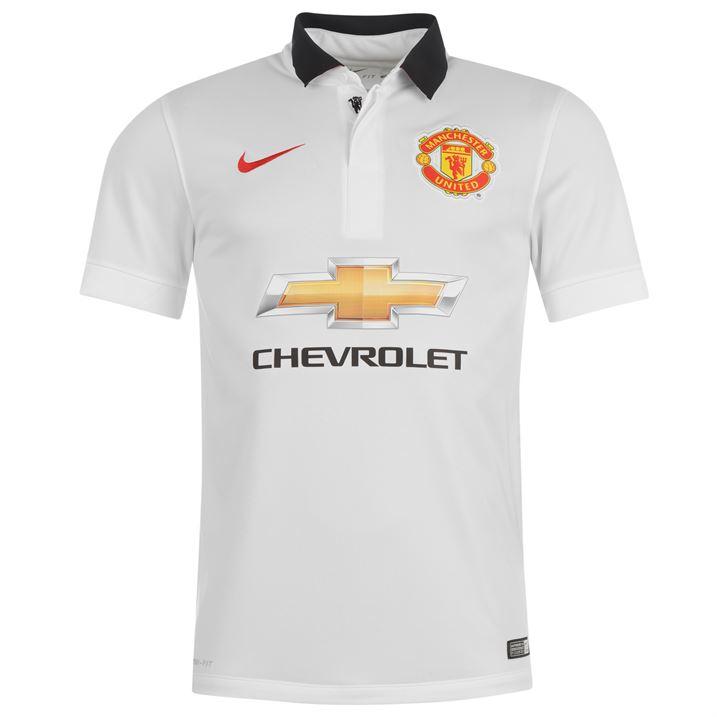 2014-2015 Man Utd Away Nike Football Shirt