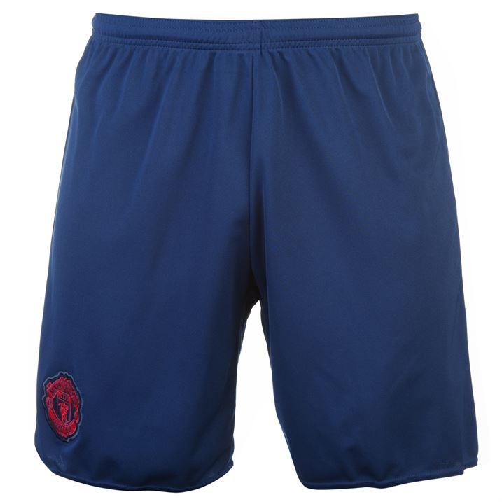 2016-2017 Man Utd Adidas Away Shorts (Kids)