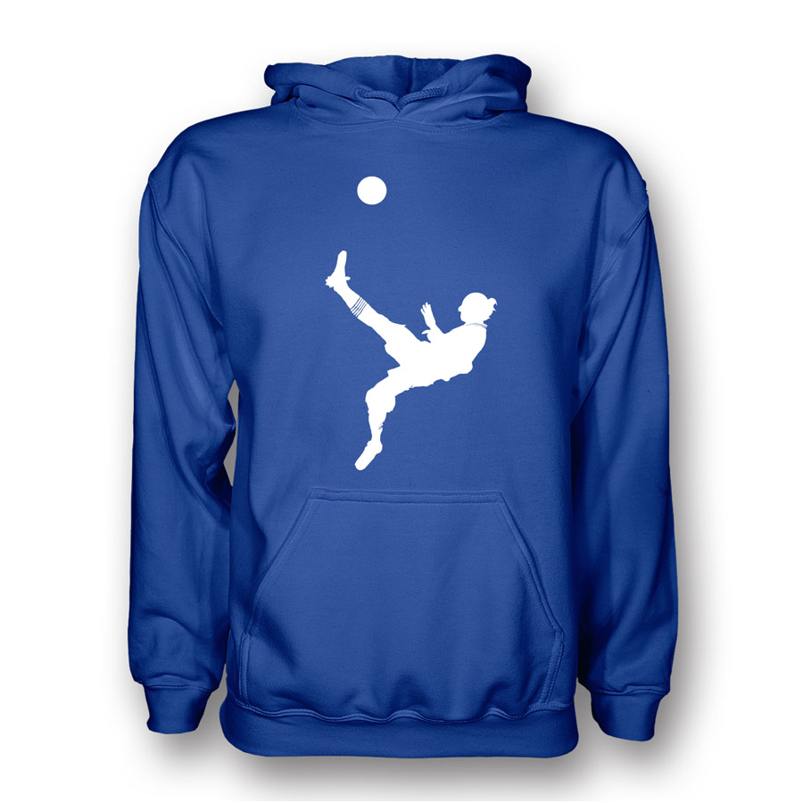 Zlatan Ibrahimovic Bicycle Kick Hoody (blue)  Kids