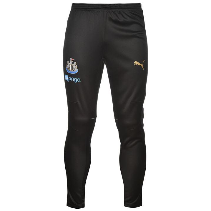 2016-2017 Newcastle Puma Training Pants (Black)