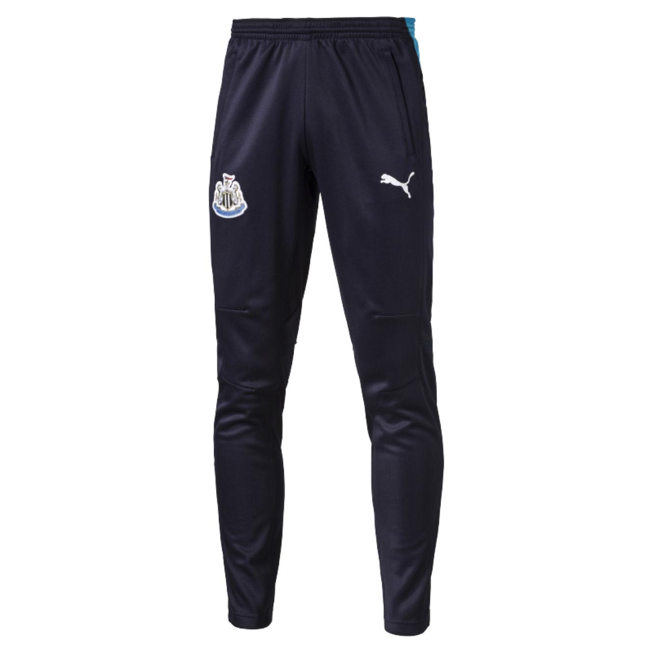 2016-2017 Newcastle Puma Training Pants (Navy)