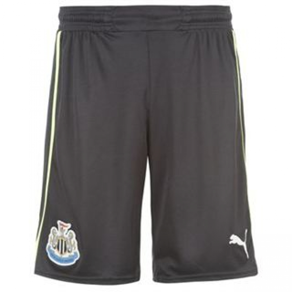 2012-13 Newcastle 3rd Puma Football Shorts